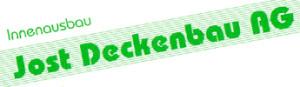 Jost Deckenbau ag Logo
